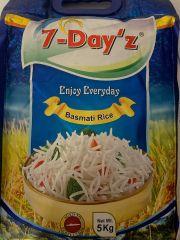 7-DAYZ Basmati Rice 5kg
