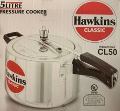 Hawkins Classic Pressure Cooker 5lt - CL50