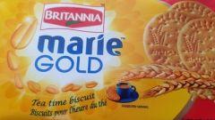Britannia Marie Gold biscuit