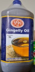 999 Plus Gingelly (Sesame)  oil 5lt