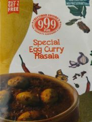 999Plus Special Egg Curry Masala 165g (Buy 1 get 1 Free)