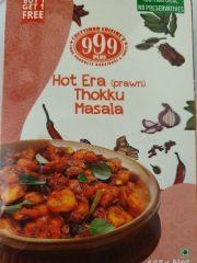 999Plus Hot Era(Prawn) Thokku Masala 165g (Buy 1 get 1 Free)
