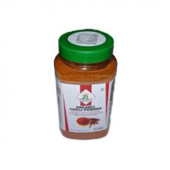 24 Mantra Organic Red Chilly Powder 227gm