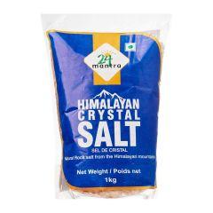 24 Mantra Organic Himalayan Salt Granules 1kg