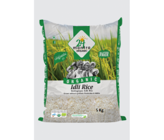 24 Mantra Organic Idly Rice (Parboiled) 5kg