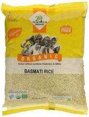 24 Mantra Organic Basmati Rice 5kg