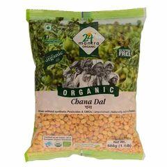 24 Mantra Organic Channa Dal 500g