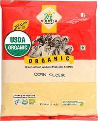 24 Mantra Organic Corn Flour 500g