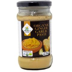 24 Mantra Organic Ginger Garlic Pste 283g
