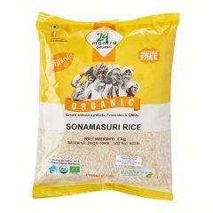 24 Mantra Organic Sonamasoori Rice 1kg