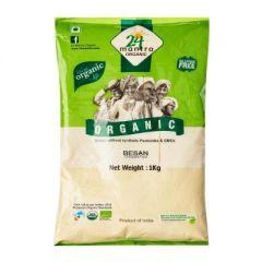 24 Mantra Organic Besan Flour 1kg