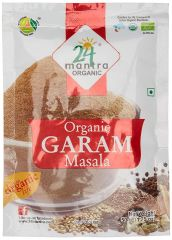 24 Mantra Organic Garam Masala 50g