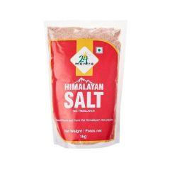 24 Mantra Organic Himalayan Salt Powder 1kg