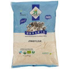 24 Mantra Organic Jowar Flour 1 kg