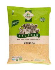 24 Mantra Organic Moong Dal 1kg