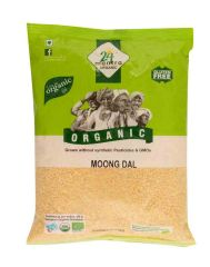 24 Organic Mantra Moong Dal 1kg