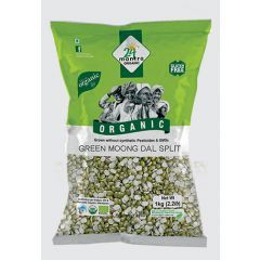 24 Mantra Organic Moong Split with Skin 1 kg