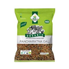 24 Mantra Organic Pancharatna Dal (Mixed Dal) 500g