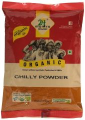 24 Mantra Organic Red Chilly Powder 200g