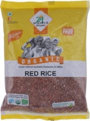 24 Organic Mantra Red Rice 1kg