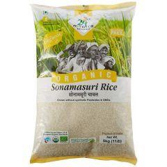 24 Mantra Organic Sona masoori Rice 5kg