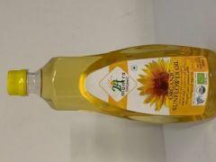 24 Organic Mantra Sunflower Oil 1l
