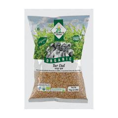 24 Mantra Organic Toor Dal 1 kg