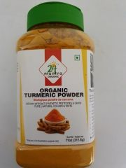 24 Mantra Organic Turmeric Powder 312g