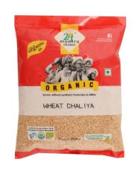 24 Organic Mantra Wheat Daliya 500g