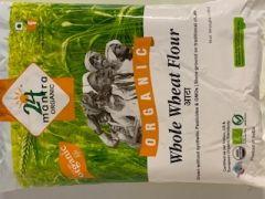 24 Mantra Organic Wholewheat Atta Premium 10kg