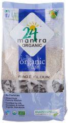 24 Mantra Organic Ragi Flour 1kg