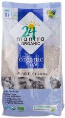 24 Organic Mantra Ragi Flour 1kg