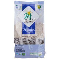 24 Mantra Organic Ragi Flour 1 kg