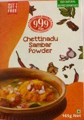 999 Chettinadu Sambar Powder 165g