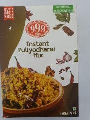 999Plus Instant Puliodharai Mix 165g (Buy 1 get 1 Free)