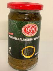 999 Plus Manathakkali Keerai Thokku Paste 300g