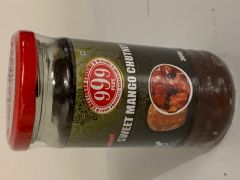 999 Plus Sweet Mango Chutney 300g