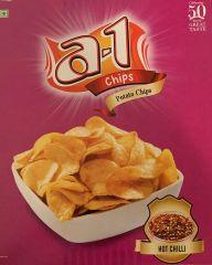 A1 Potato Chilli Chips 200g
