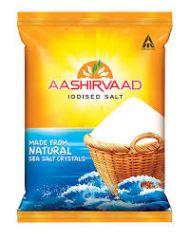 Aashirvaad  Iodised Salt 1kg