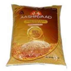 Aashirvaad Atta flour 5 kg - Best Before 25th May