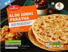 Haldirams Aloo Gobhi Paratha 400g-4pcs