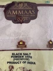 Ammaas black salt powder 350g