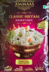 Ammaas Classic Biryani Basmati Rice 5kg