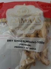 Ammaas Dry Ginger Whole 100gm