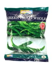 Ashoka Green Chillies 312GM