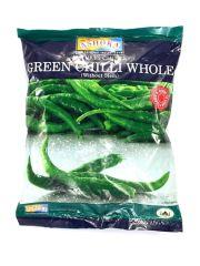Ashoka Green Chillies 310GM