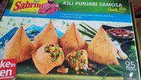 Asli Punjabi Samosa 25pcs