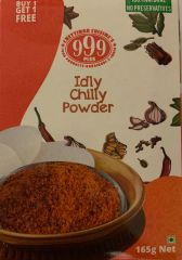 999Plus - Idly Chilli Powder 165gm - Buy 1 Get 1 Free