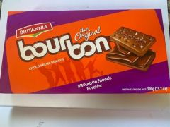 Bourbon Biscuit 390g