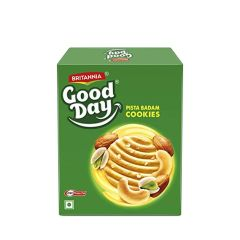 Britannia Good day Pista Badam Biscuits 250g(3 Pack) Best Before April 2021